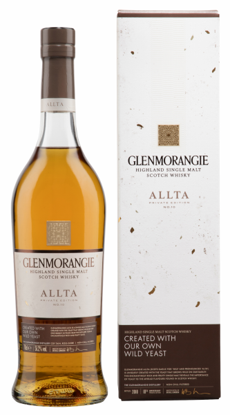 Glenmorangie Allta Private Edition 10 Single Malt 51.2% 70cl