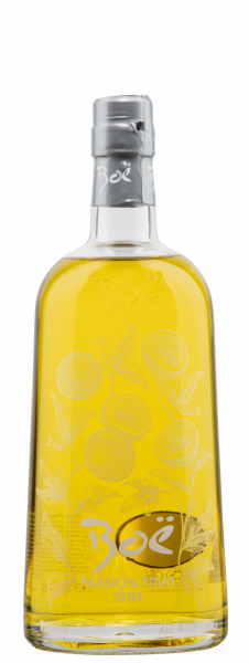 Boe Passion Fruit Gin 41.5% 70cl