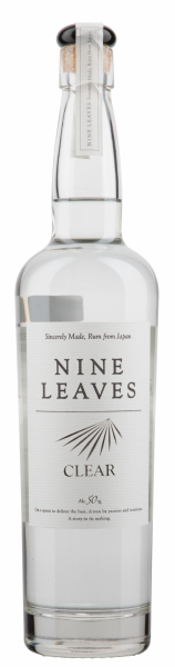 Nine Leaves Clear 50% 70cl