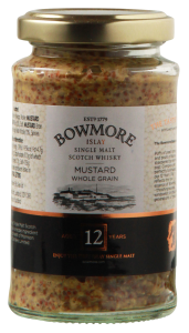 Mackays Senf mit Bowmore Whisky 200 g 200cl