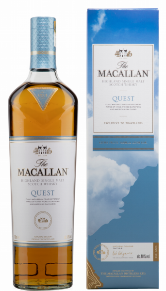 Macallan Quest Single Malt 40% 70cl