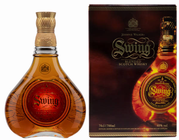 Johnnie Walker Swing Blended Scotch Whisky 40% 70cl