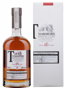 Tormore Single Malt 16 J. 48% 70cl