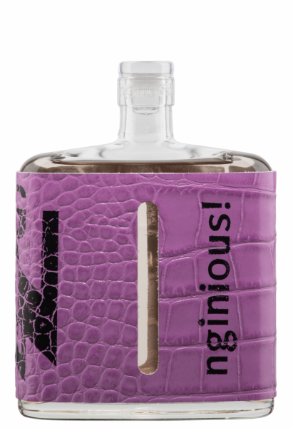 nginious! Colours Swiss Gin - Violet 42% 50cl