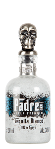 Padre Azul Tequila Blanco reine Agave 38% 5cl