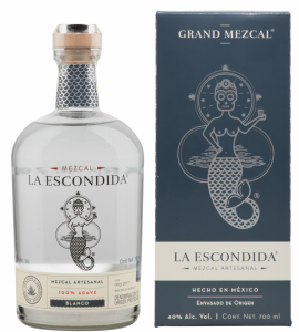 Grand Mezcal La Escondida 40% 70cl
