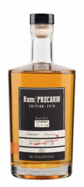 Rum Edition: 2018 Jamaika Bartenders Choice