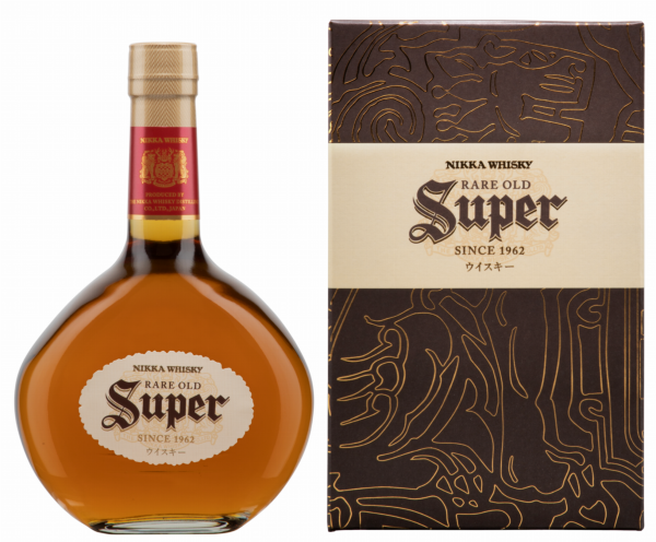 Nikka Rare Old Super Whisky (alt) 43% 70cl