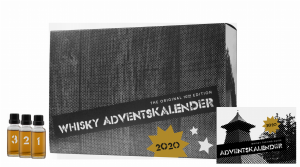 Paul Ullrich Whisky Adventskalender 2020 45.8% 72cl