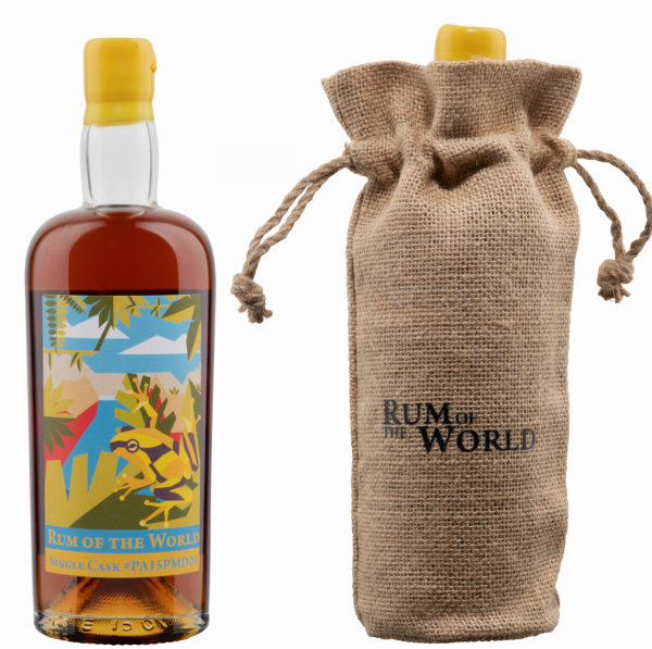 Rum of the World Single Cask Rum Panama Ullrich Selection 15 J. 59.2% 70cl