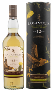 Lagavulin Special Release 2020 Cask Strength Single Malt 12 J. 56.4% 70cl