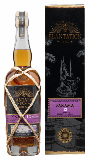 Rum Panama Single Cask Ed. 18 Arran Whisky