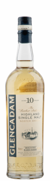 Glencadam Single Malt 10 J. 46% 70cl