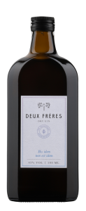 Deux Frères Dry Gin 43% 50cl